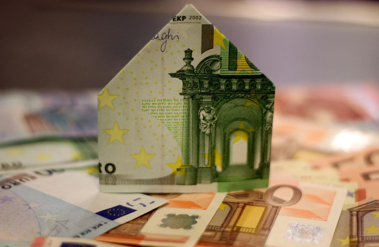housebuilding, house, money
