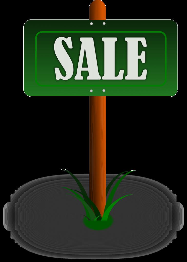 real estate, sign, sale